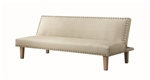 Coaster SOFA BED (BEIGE)