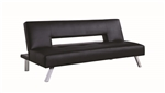 Coaster SOFA BED (BLACK)