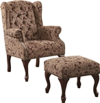 Coaster 3932B ACCENT CHAIR