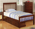 Coaster 400290T TWIN BED