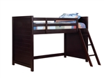 Florida Zone Item-Coaster 400327 TWIN LOFT BUNK BED