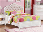 Coaster 400721F FULL STORAGE BED