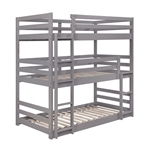 Florida Zone Item-Coaster 410302 BUNK BED