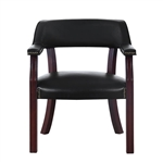 Coaster OFFICE CHAIR (BLACK) K/D