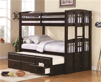 Atlanta Zone Item-Coaster 460071 BUNK BED