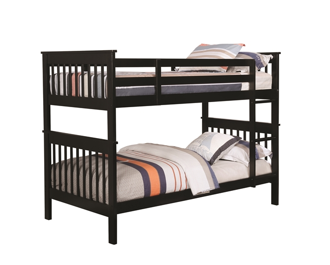 San Francisco-CA Zone Item-Coaster 460234N BUNK BED