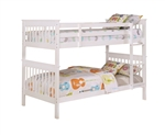 San Francisco-CA Zone Item-Coaster 460244N BUNK BED