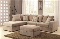 Coaster 500044 SECTIONAL