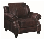 Coaster 500663 PUSH BACK RECLINER
