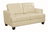 Coaster LOVESEAT SLEEPER (CREAM)