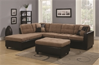 Coaster 505675 SECTIONAL