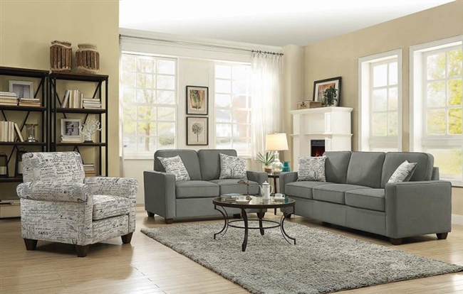 Florida Zone Item-Coaster 506262 LOVESEAT