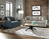 Coaster 2PC SET (SOFA + LOVESEAT)