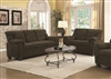 Coaster 2PC (SOFA + LOVESEAT)