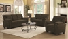 Coaster 3PC (SOFA + LOVESEAT + CHAIR)
