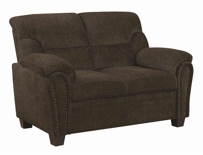 Florida Zone Item-Coaster 506572 LOVESEAT