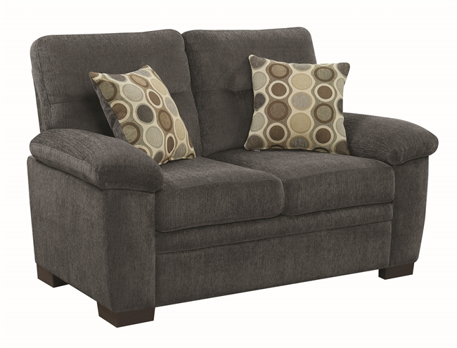 Florida Zone Item-Coaster 506585 LOVESEAT