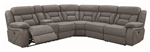 Coaster SECTIONAL (GREY)