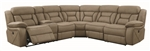 Coaster SECTIONAL (TAN)