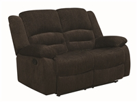 Coaster 601462 MOTION LOVESEAT
