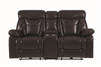 Coaster 601712P MOTION LOVESEAT