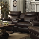Coaster 601812P POWER MOTION LOVESEAT WITH CON