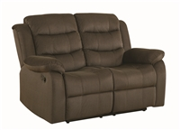 Coaster 601882 MOTION LOVESEAT