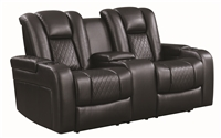 Chicago Zone Item-Coaster 602302P POWER MOTION LOVESEAT