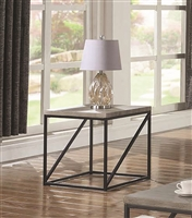 Los Angeles-CA Zone Item-Coaster 705617 END TABLE