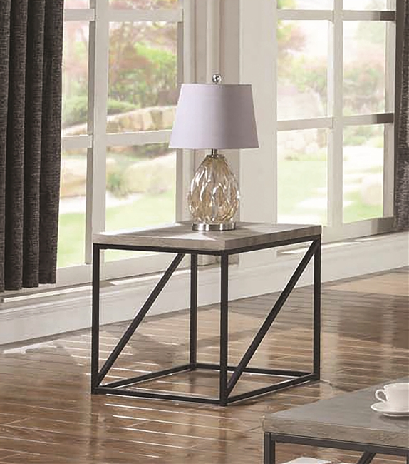 New Jersey Zone Item-Coaster 705617 END TABLE