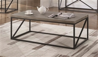 Atlanta Zone Item-Coaster 705618 COFFEE TABLE
