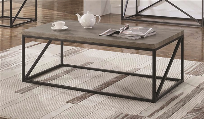 New Jersey Zone Item-Coaster 705618 COFFEE TABLE