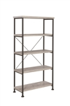 Atlanta Zone Item-Coaster 801546 BOOKCASE