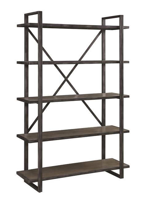 NJ Zone Item-For customers outside NJ-Coaster 804223 BOOKCASE