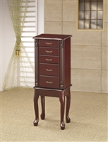 Coaster 900144 JEWELRY ARMOIRE