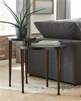 Atlanta Zone Item-Coaster 903126 NESTING TABLE