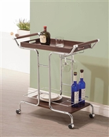 Coaster 910065 SERVING CART
