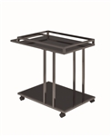 New Jersey Zone Item-Coaster 910146 SERVING CART
