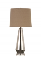 Coaster TABLE LAMP (CREAM WHITE)