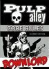 001-DC - PULP ALLEY CORE RULES: 2ND EDITION (DOWNLOAD)