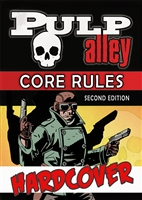 001-X - PULP ALLEY CORE RULES: SPECIAL EDITION