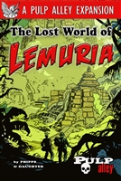 1007 - THE LOST WORLD OF LEMURIA