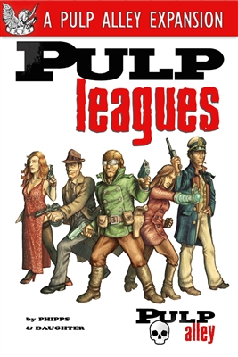 1101 - PULP LEAGUES - DC