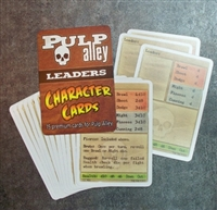 1305 - Character Cards - Leaders