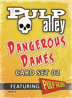 1306-2 - Dangerous Dames Card Set 02