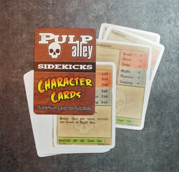 1306 - Character Cards - Sidekicks