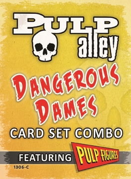 1306-C - Dangerous Dames Card Set Combo