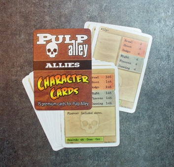 1307 - Character Cards - Allies
