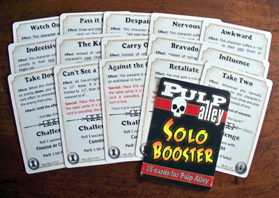 1313-B - SOLO BOOSTER PACK