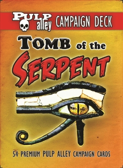 1316 - TOMB OF THE SERPENT CAMPAIGN DECK